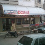 Canopy at Karachi Halem